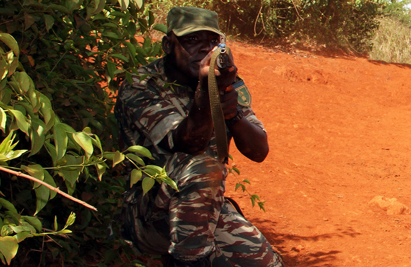 Conflito Africa