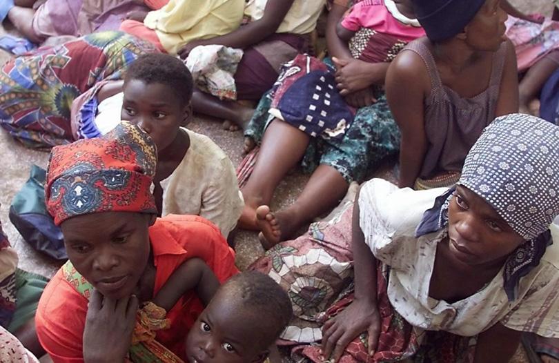 deslocados moçambique