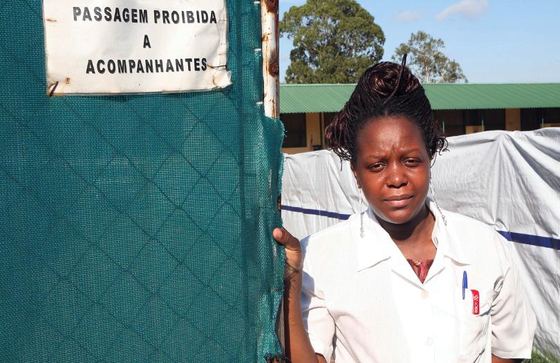 moçambique saúde