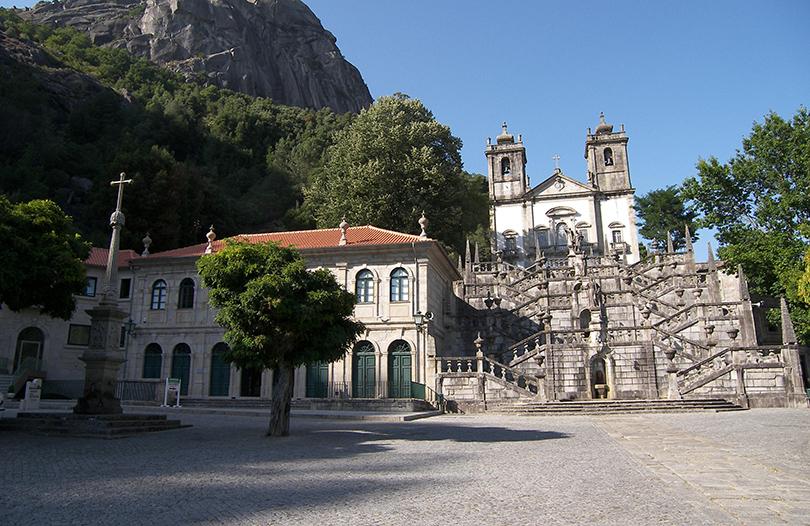 Santuário da Senhora da Peneda
