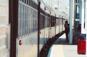 comboio estação