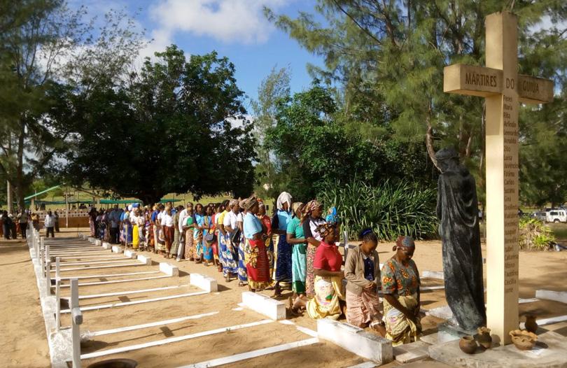 Mártires do Guiua