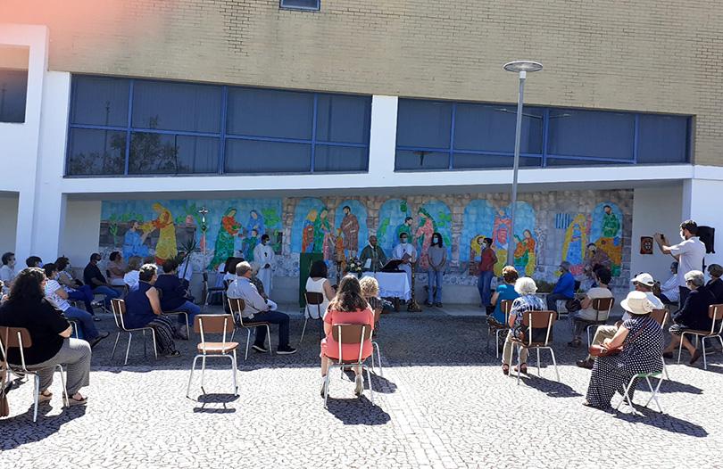Mural Évora