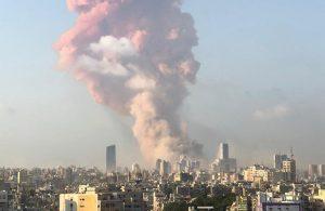 Líbano explosão