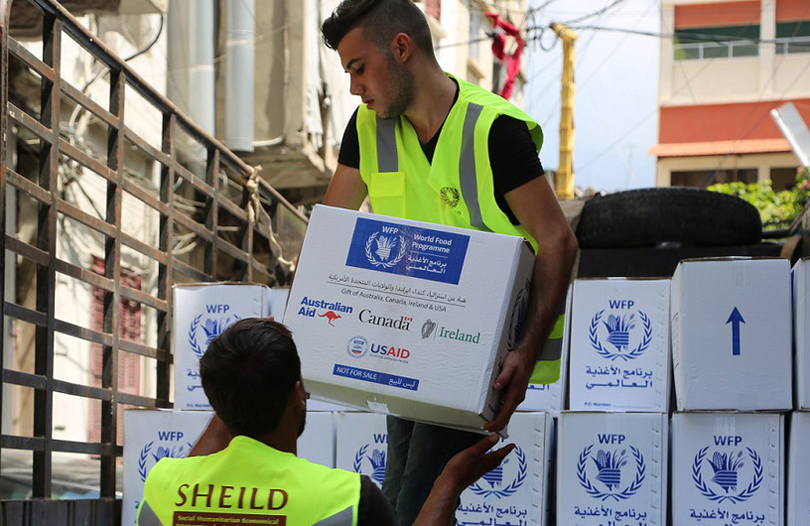 Ajuda Líbano